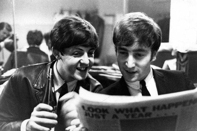 El día que Paul McCartney y John Lennon casi tocan juntos en Saturday Night Live