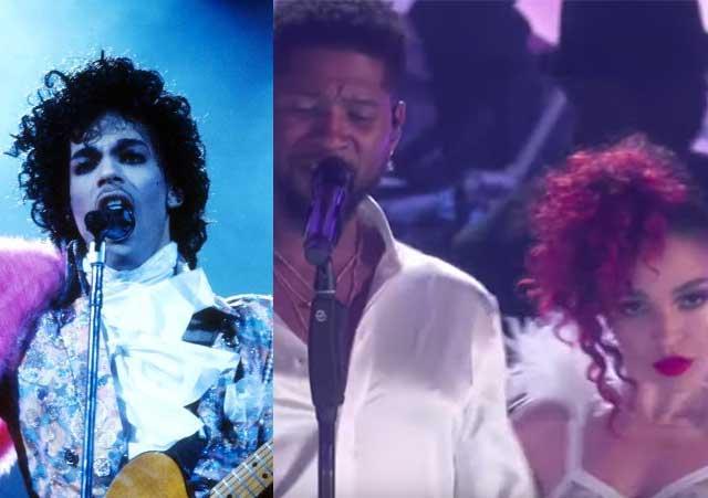 El homenaje a Prince en los Premios Grammy 2020 con Usher y FKA twigs