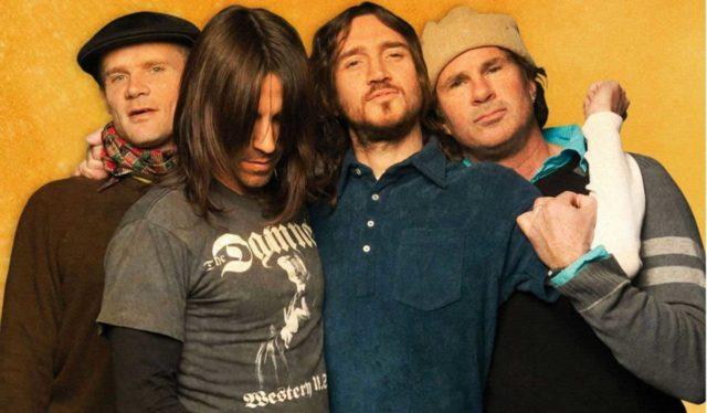 Red Hot Chili Peppers confirma un nuevo disco con John Frusciante