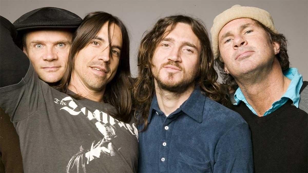 Los Red Hot Chilli Peppers tendrán nuevo album con John Frusciante