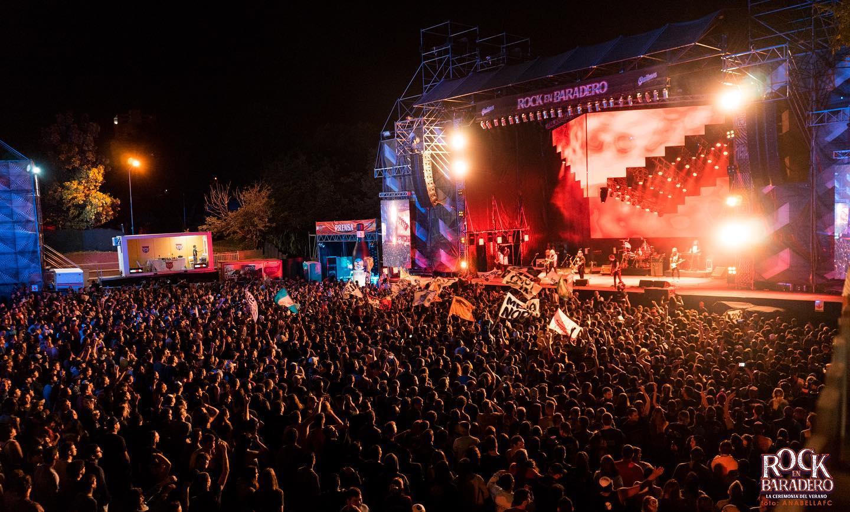 Rock en Baradero 2020