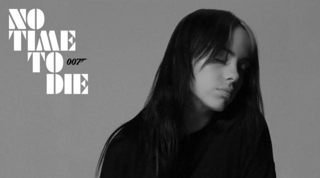Billie Eilish presenta su canción para la nueva película de James Bond