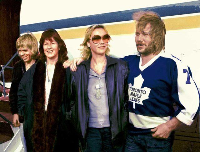 ABBA publicará nuevas canciones este año