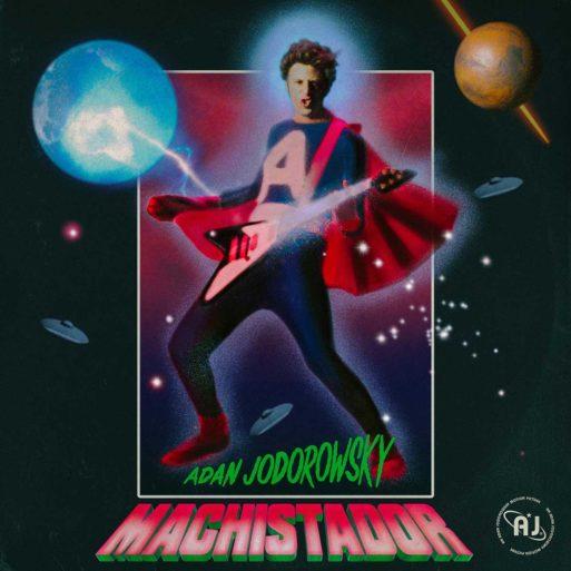"""Adán Jodorowsky es un superhéroe de los 70 en""""Machistador"""""""