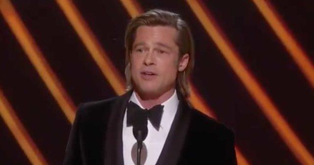 """Brad Pitt planea""""desaparecer por un tiempo"""" después de los Oscar"""