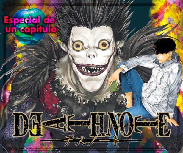 Death Note publica una edición especial gratuita
