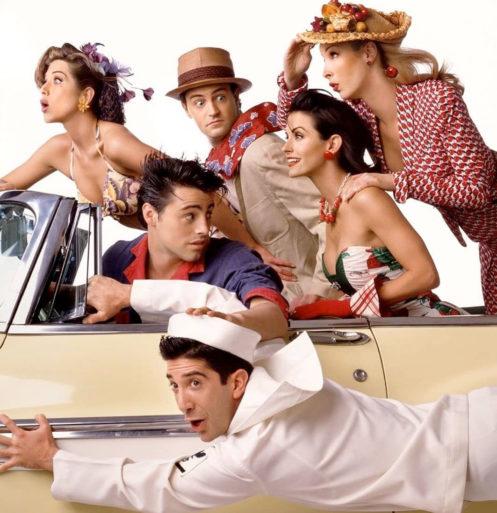 HBO confirma el regreso de Friends y esto es lo que tenés que saber