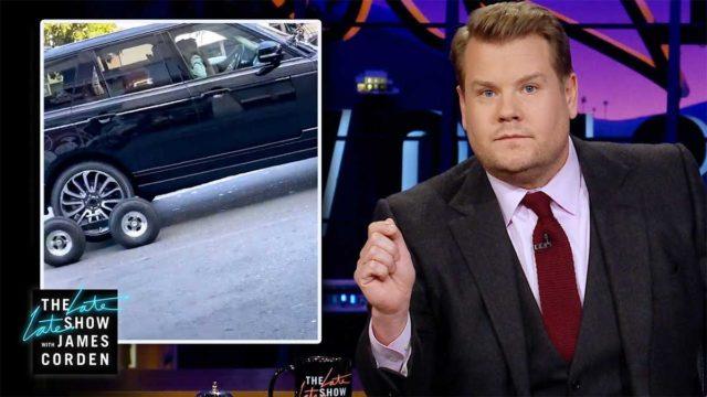 James Corden responde a la polémica sobre el Carpool Karaoke