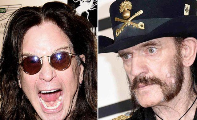Ozzy Osbourne recuerda los últimos días con Lemmy Kilmister