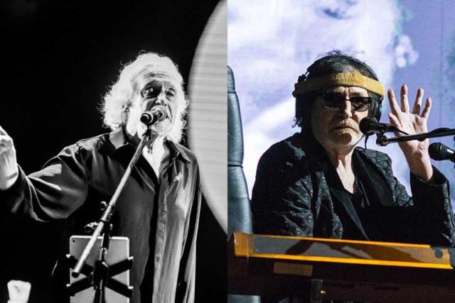 Así fue el homenaje a Charly García en Cosquín Rock