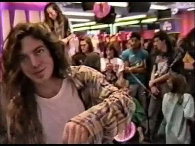 """Pearl Jam: Sale a la luz el video original de""""Even Flow"""""""