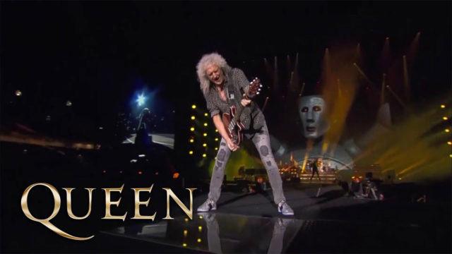 Queen replicó su show de Live Aid 1985 en un festival a beneficio de Australia