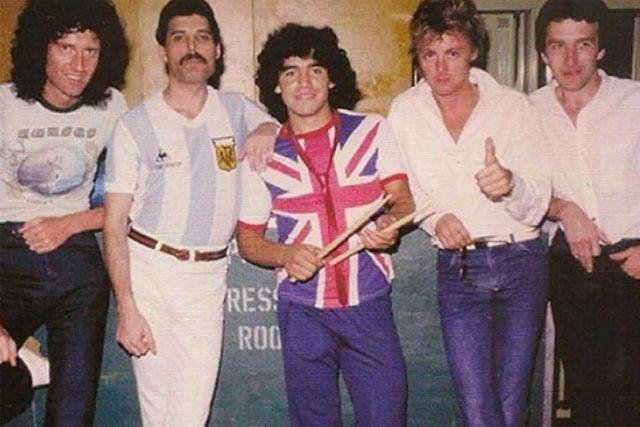 La historia de los shows de Queen en Argentina