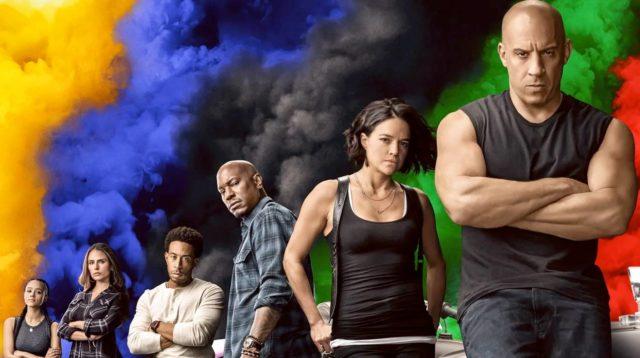 Vin Diesel revela el nuevo póster de Rápidos y Furiosos 9