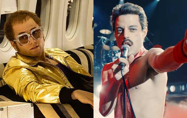 "Elton John critica a Bohemian Rhapsody:""Rocketman cuenta la verdad"""