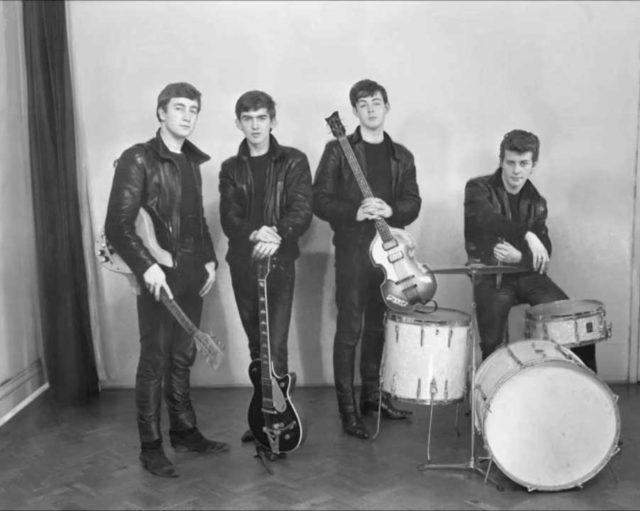 La primera audición de The Beatles para Decca Records en 1962