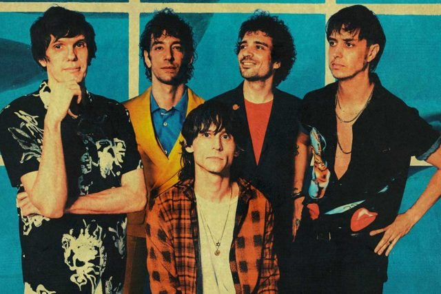 The Strokes detalla su nuevo disco y estrena canción
