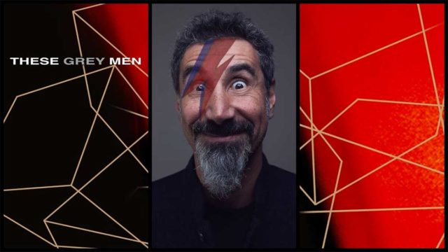 "El cantante de System of a Down versiona""Starman"" de David Bowie"