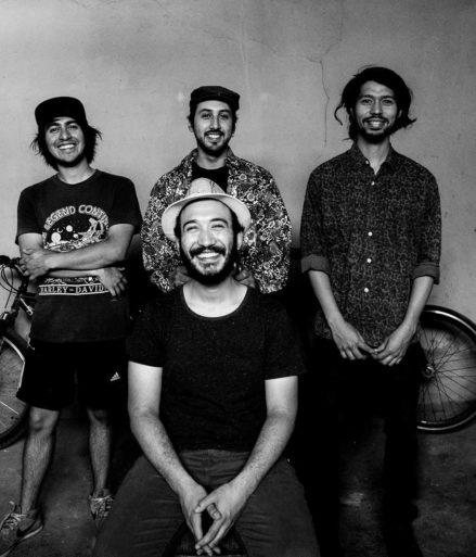 VerdeArrebol: Estridencia psicodélica y emociones pop desde Chile