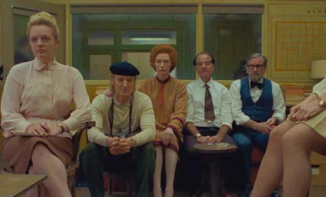 Wes Anderson estrena el tráiler de su nueva película The French Dispatch