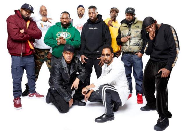 Wu-Tang Clan confirma la fecha de su show en Argentina