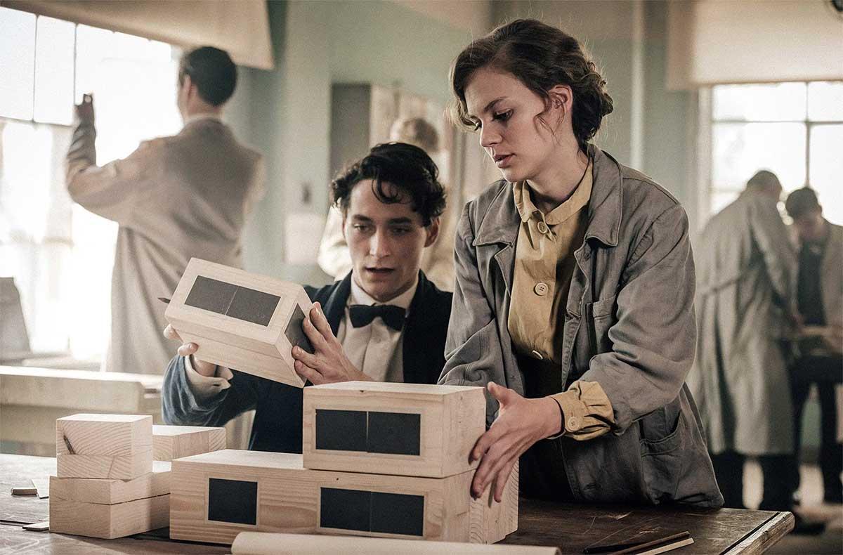 Lotte am Bauhaus: La película sobre las mujeres de la Bauhaus
