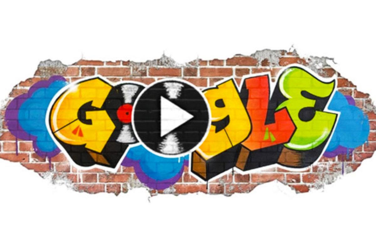 Juegos de doodles de Google populares: hoy se celebra el hip hop