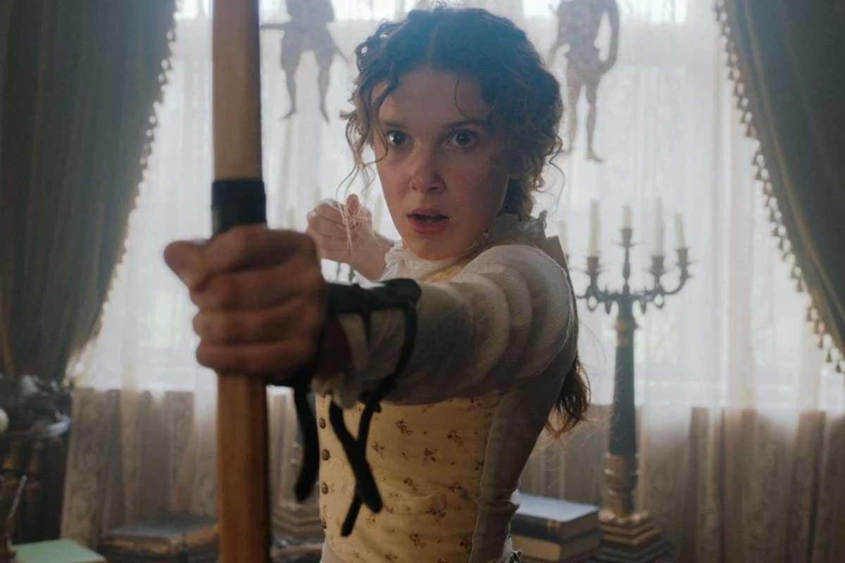 Enola Holmes: Netflix estrena el tráiler de la nueva película con ...
