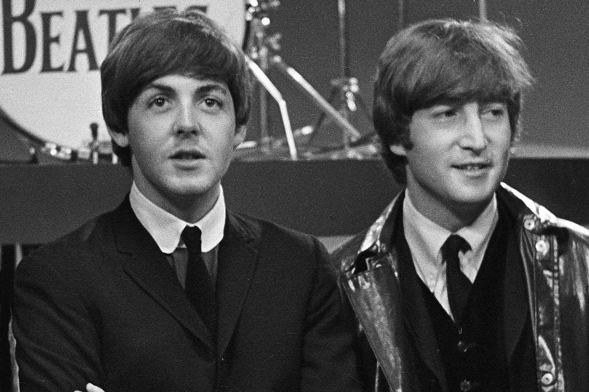 Paul McCartney și John Lennon