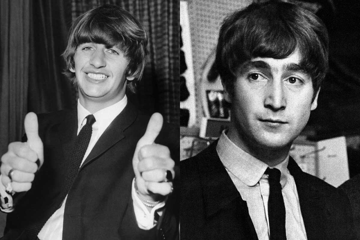 John Lennon And Paul Mccartney Ringo Starr Was Clearly His Favorite Code List