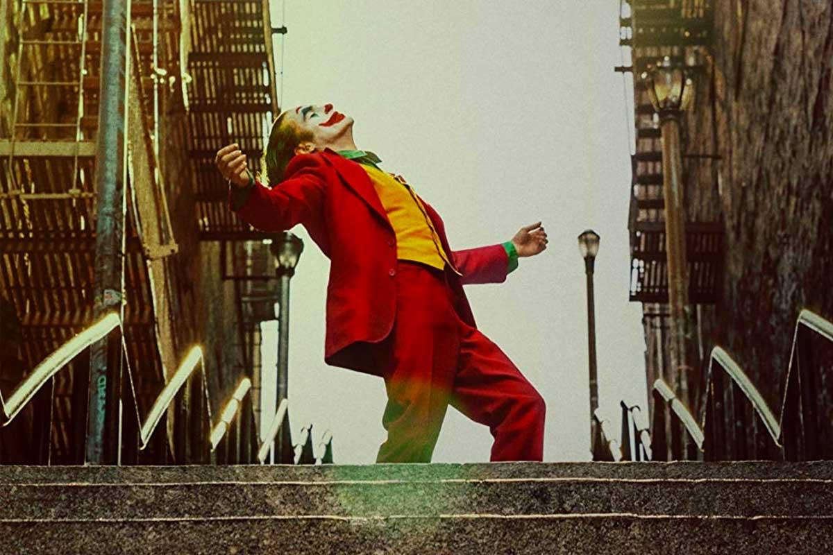 Joaquin Phoenix en Joker.