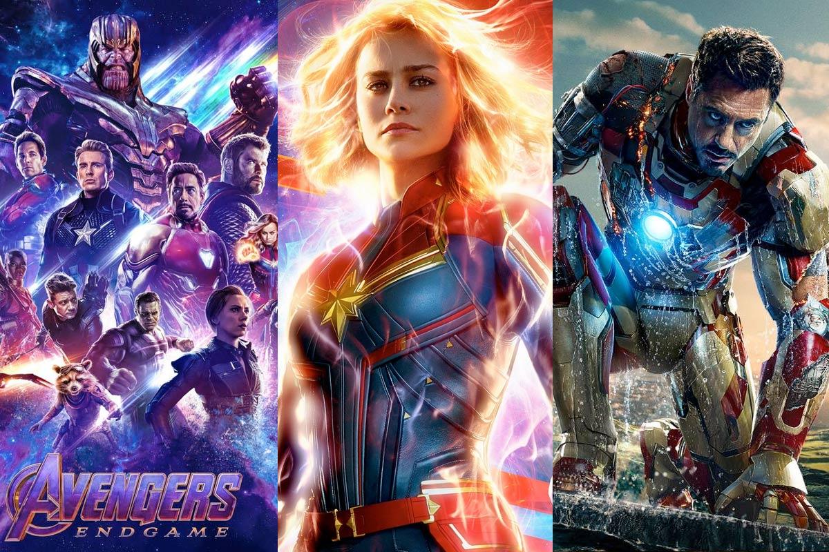 Amazon Prime Marvel Filme