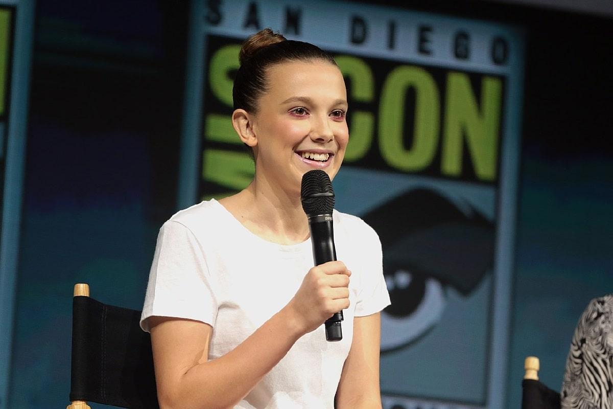 Millie Bobby Brown revela que nunca vio películas de Marvel, DC o Harry Potter