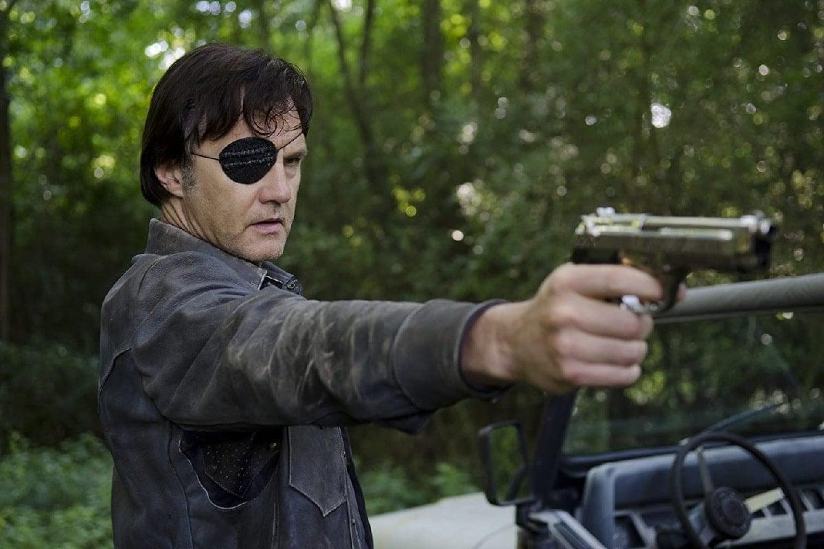 The Walking Dead La Razón Por La Que El Gobernador Ya No Mira Más La Serie