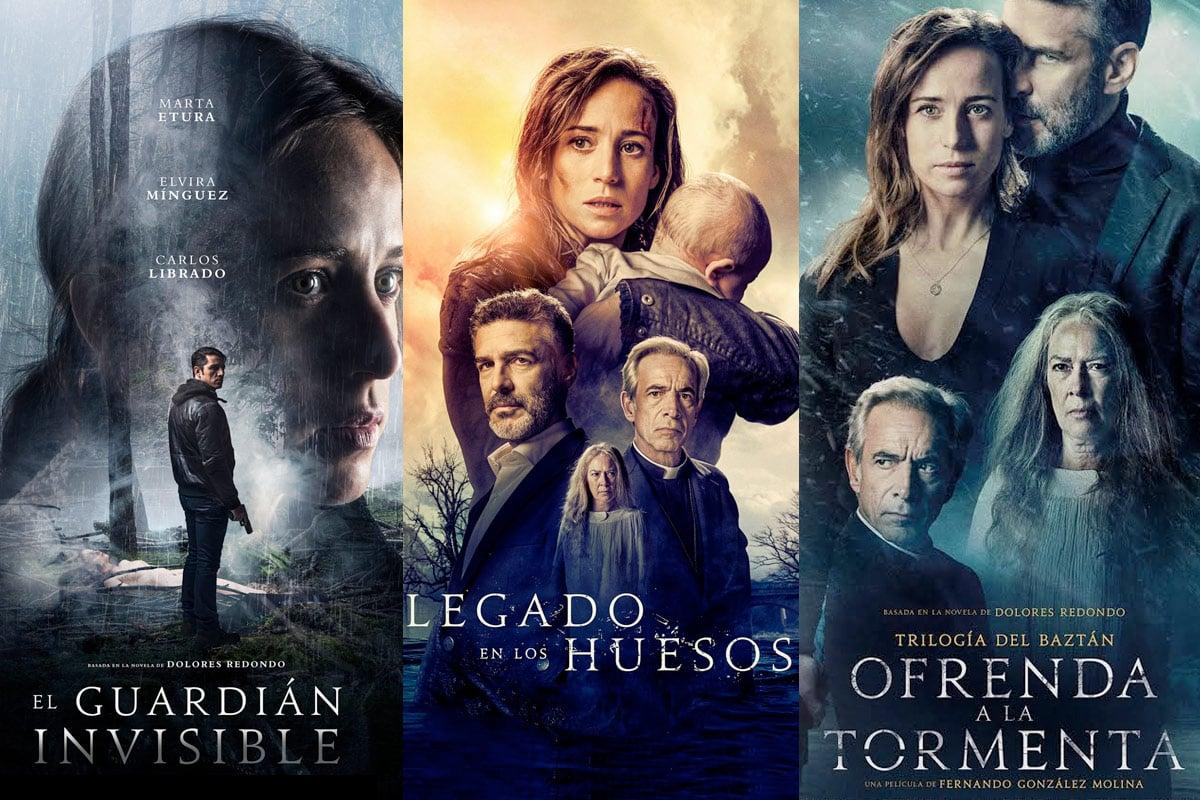 Trilogía Del Baztán La Atrapante Saga De Suspenso Español Para Ver En Netflix