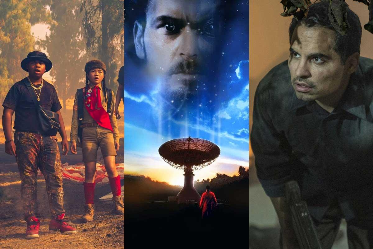 3 Películas De Ciencia Ficción Con Extraterrestres Para Ver En Netflix Han Llegado Extinción Y Más