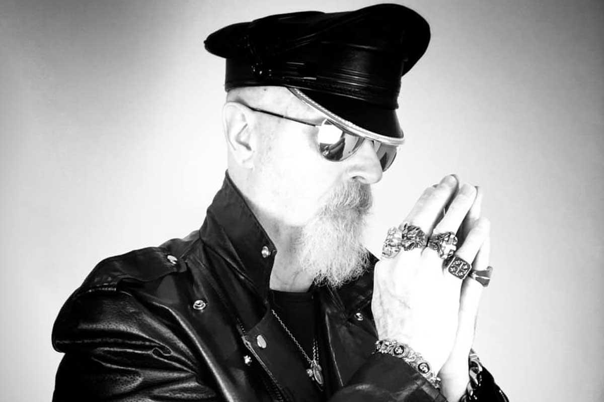 Rob Halford de Judas Priest