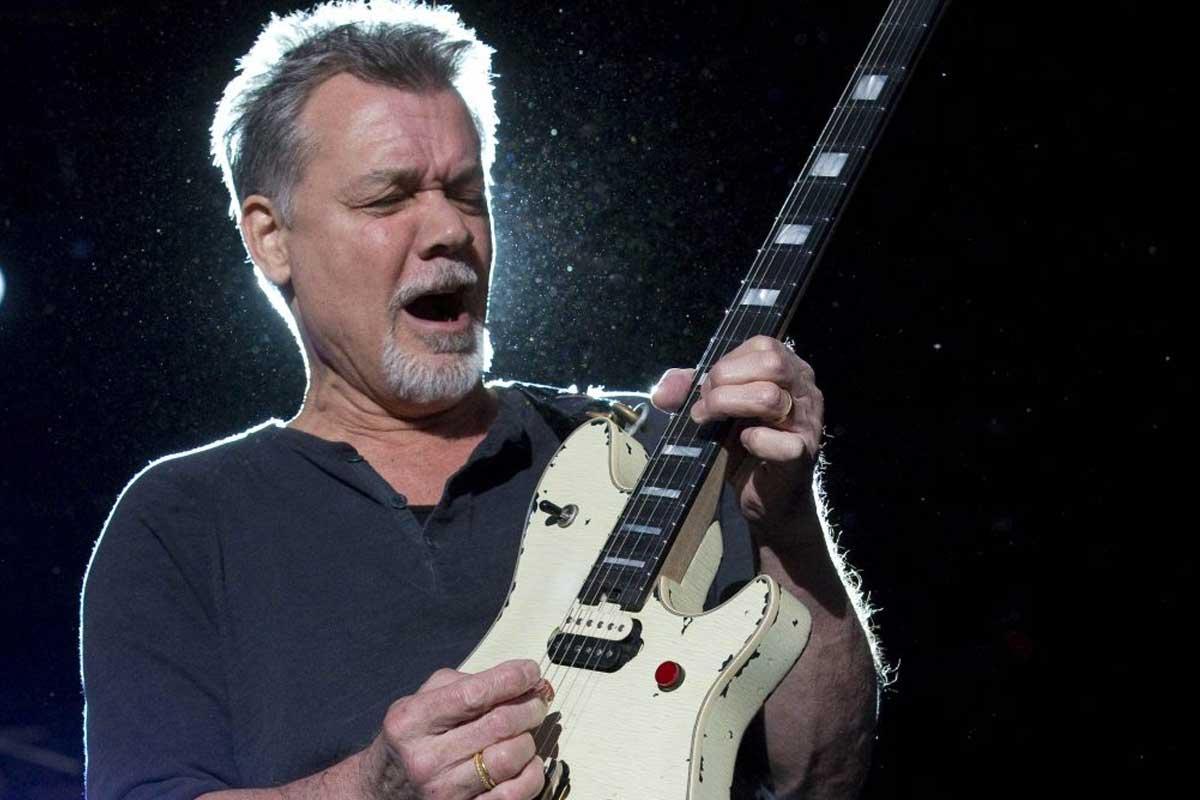 Murió el legendario guitarrista Eddie Van Halen a sus 65 años – Indie Hoy