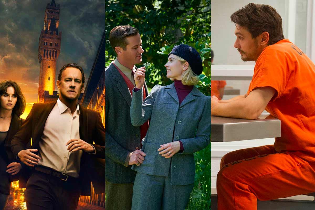 3 Películas De Misterio Para Ver Netflix Falsa Identidad Inferno Y Rebecca