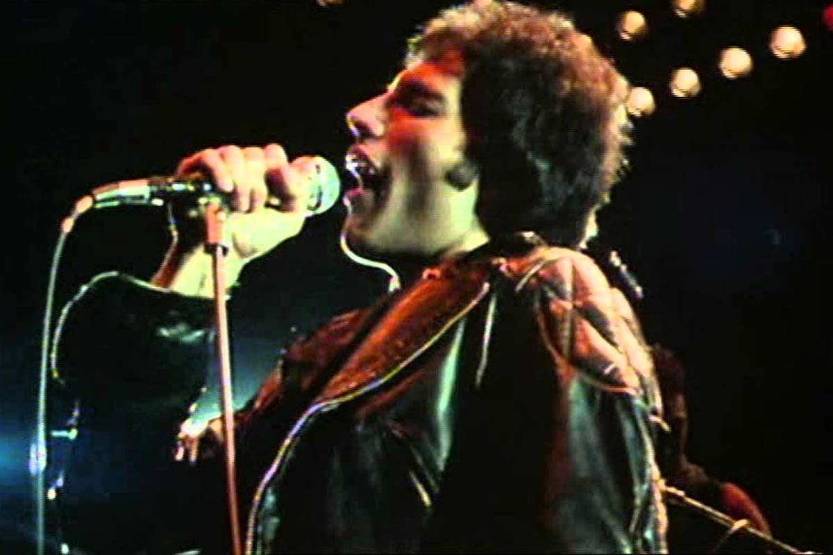 Freddie Mercury en Queen