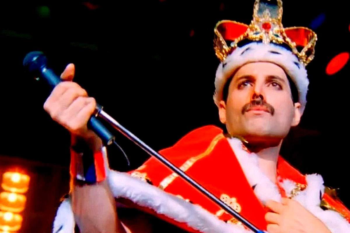Freddie Mercury de Queen