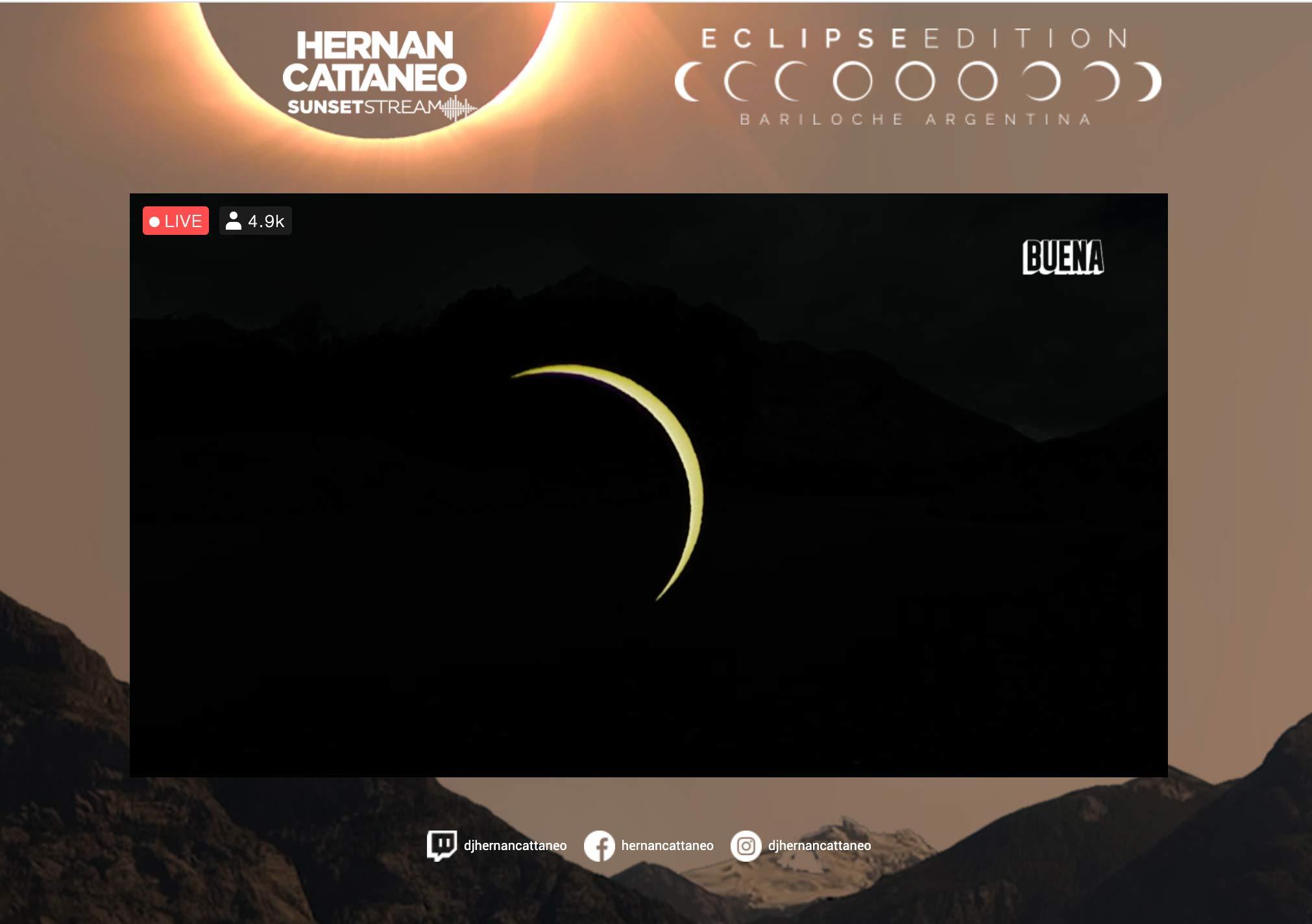 Hernan Cattaneo: Eclipse
