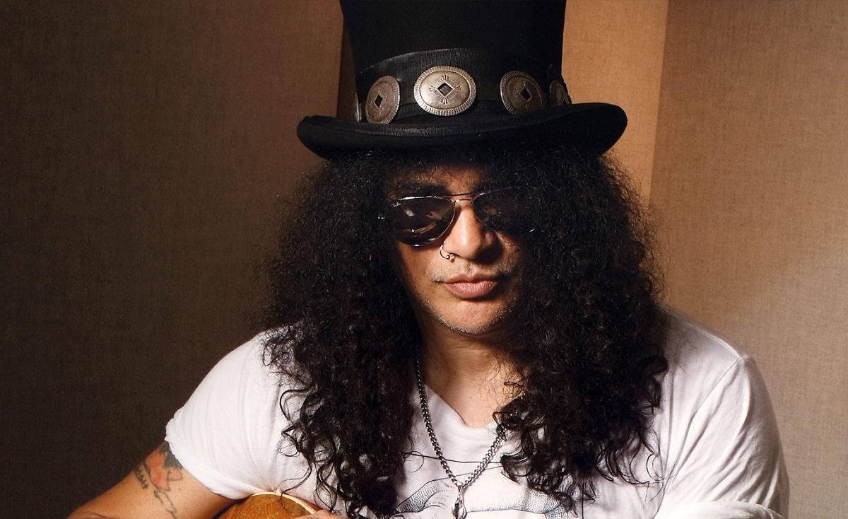 Slash de Guns N' Roses