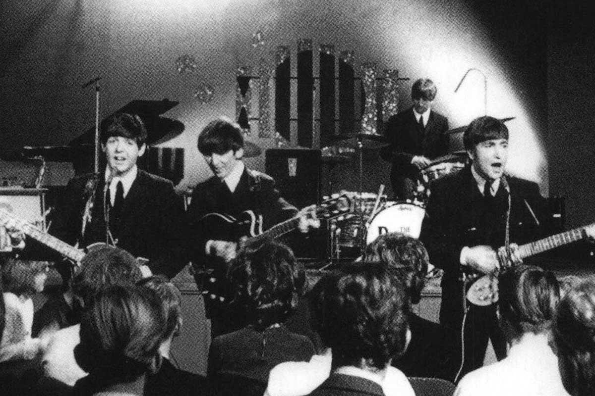 The Beatles en Sveriges Television