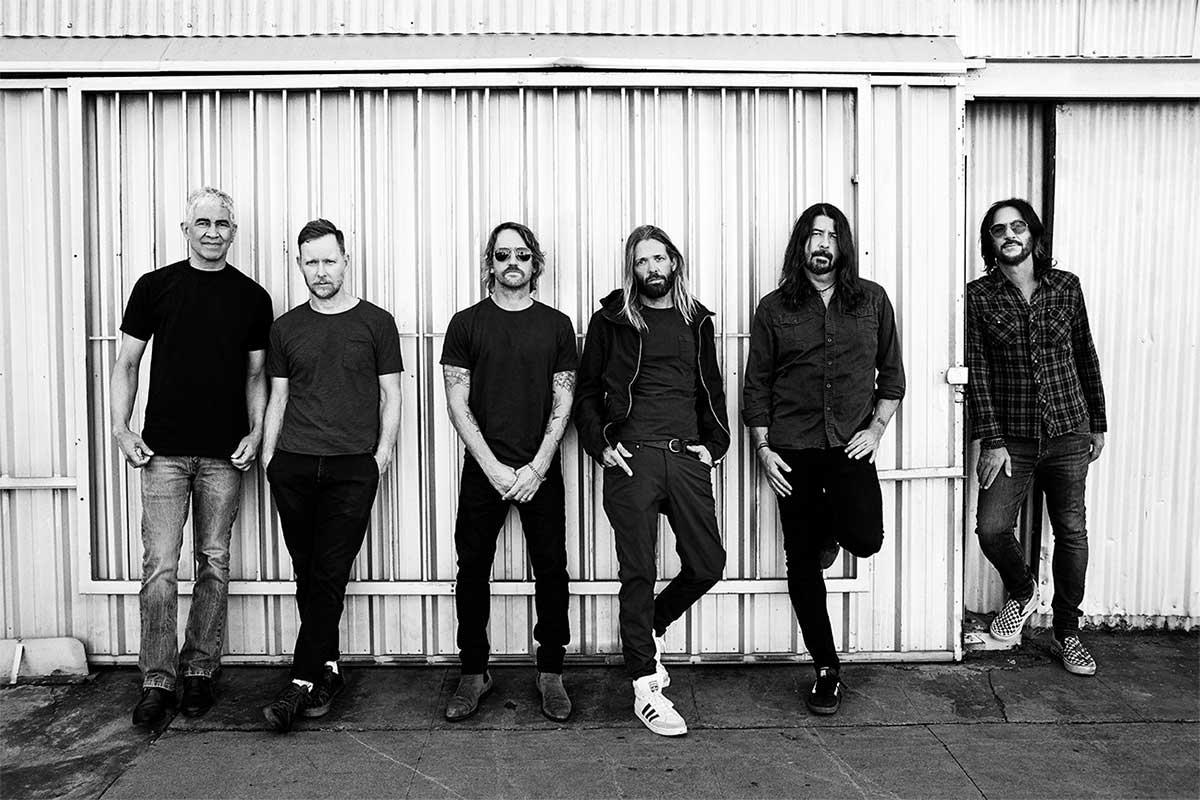 Foo Fighters en 2021