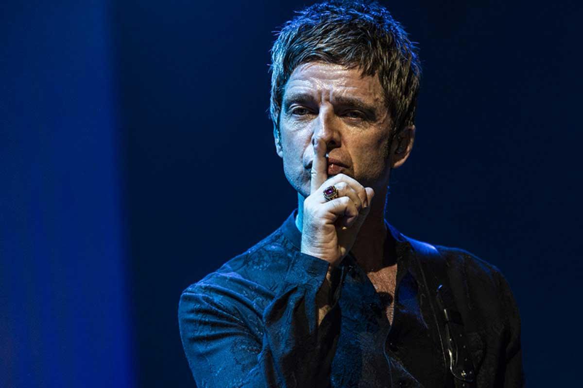 Noel Gallagher en el Luna Park en 2018