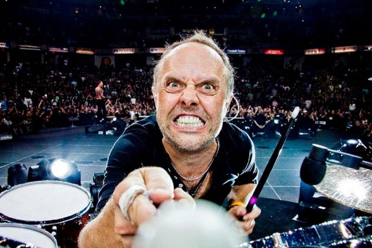 Lars Ulrich de Metallica