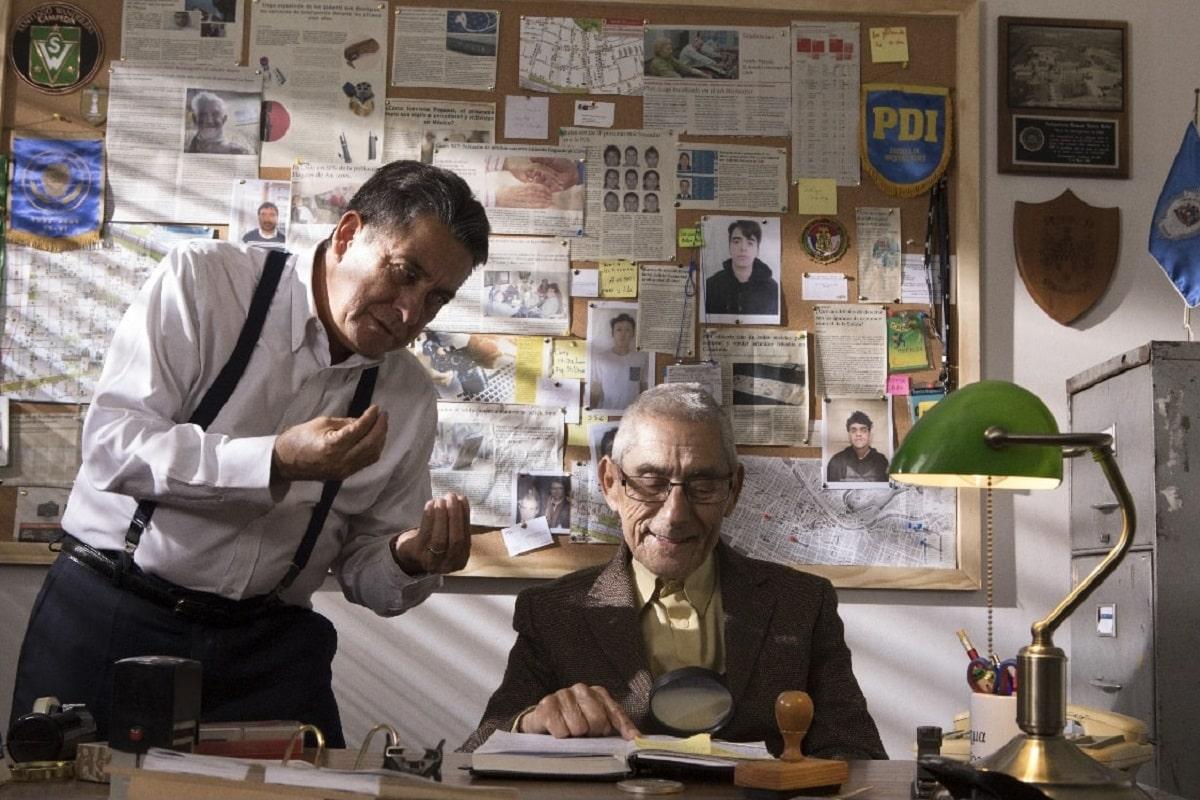 El agente topo: La película chilena precandidata al Oscar 2021 ya está en Netflix