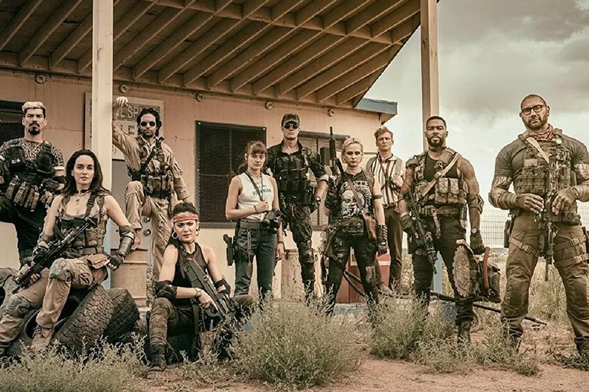 El ejército de los muertos: La nueva película de Zack Snyder para Netflix