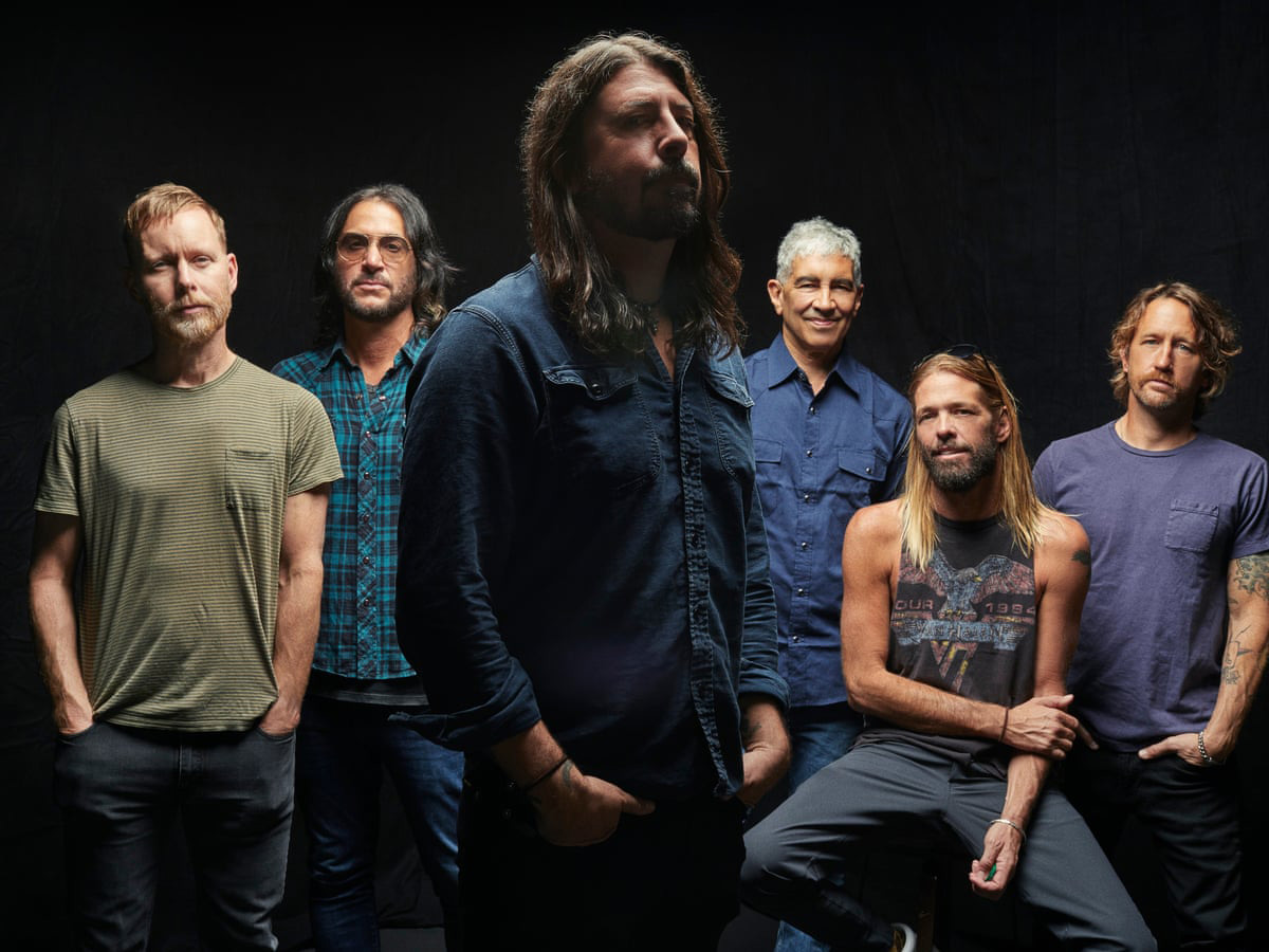 Foo Fighters presenta su nuevo disco Medicine at Midnight
